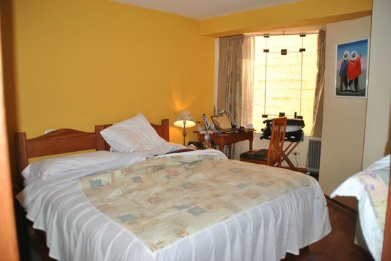 Hotel Torre Dorada:                   Camera