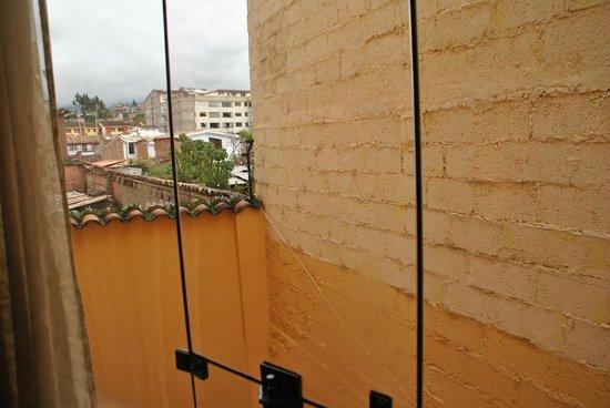 Hotel Torre Dorada:                   Vista dalla camera
