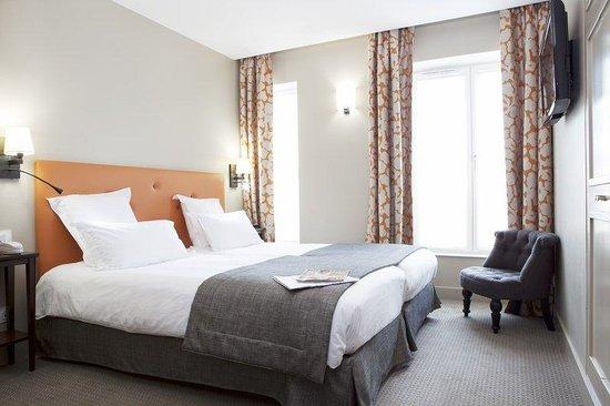 Le Relais Saint Charles: Room