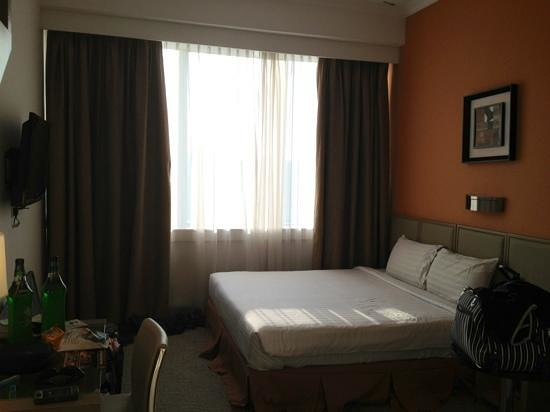 Hotel Sentral Pudu:                   room 712