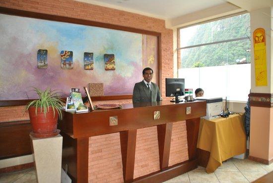 Taypikala Hotel Machupicchu:                   Reception