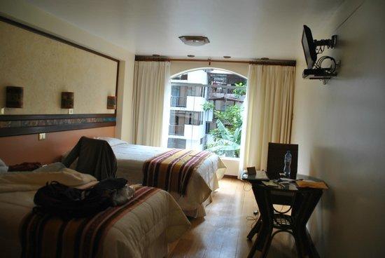 Taypikala Hotel Machupicchu:                   Camera