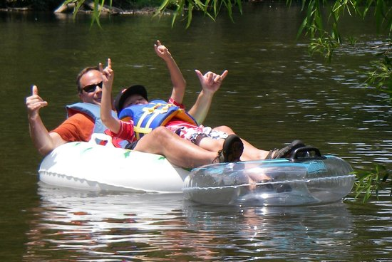 Headwaters Outfitters Outdoor Adventures: Relaxing Tube Trips
