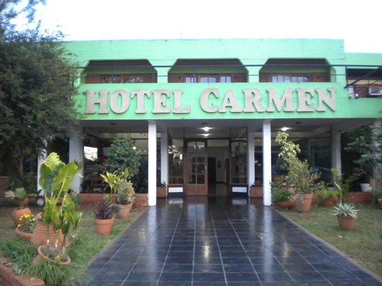Hotel Carmen Iguazu: Entrada del hotel