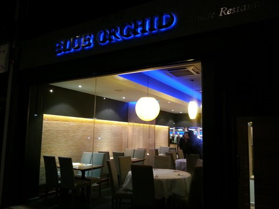 Blue Orchid Romford 70 North St Restaurant Reviews