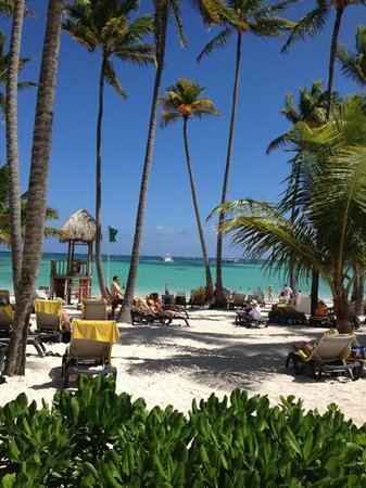 Barcelo Bavaro Beach - Adults Only:                                     beautiful beach