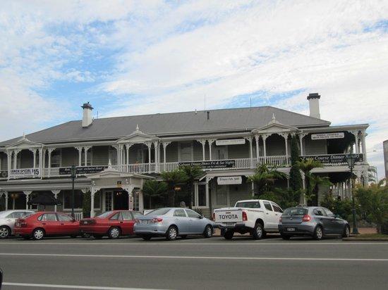 Princes Gate Hotel :                   The Hotel