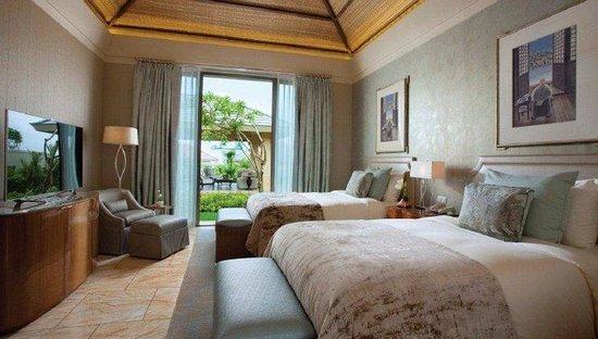 Mulia Villas : Family Villa Second Bedroom