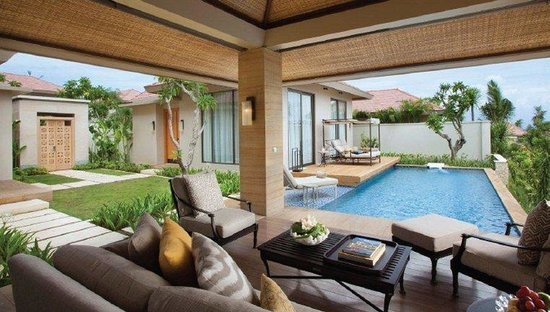 Mulia Villas : Family Villa Pool Area