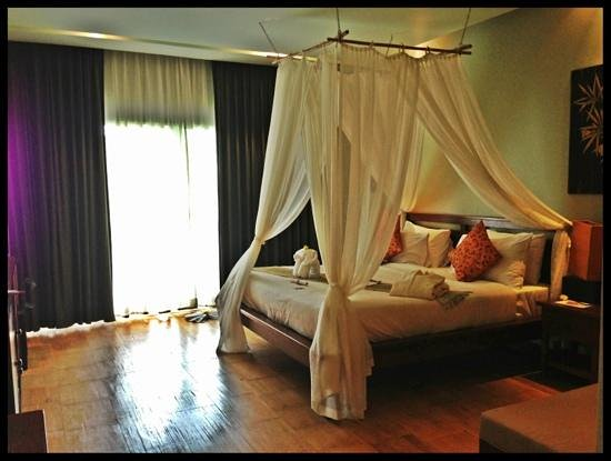 Elements Boutique Resort & Spa Hideaway:                   room 106