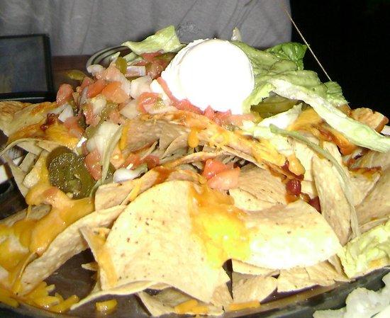 Flanigan's Seafood Bar and Grill:                   Les meilleurs Nachos en Amérique du Nord !