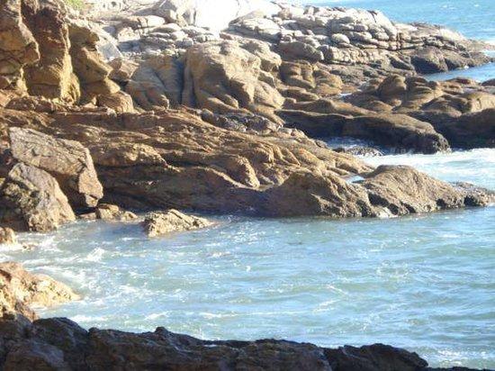 Pousada Alforria:                   praia maravilhosa