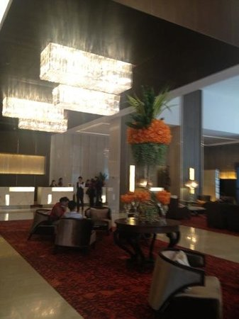 Eastin Grand Hotel Sathorn:                   lobby