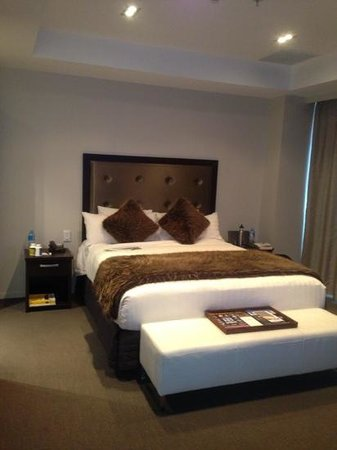 Rydges Auckland:                   good night sleep
