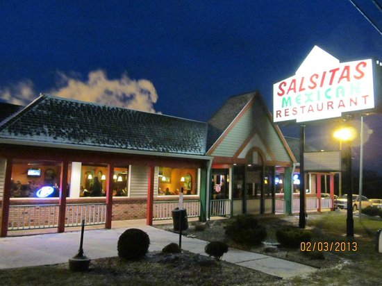 Salsitas Kent Ohio Picture Of Los Girasoles Mexican Grill Bar