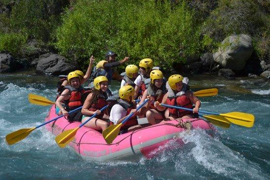 Pomelos Tour Rafting