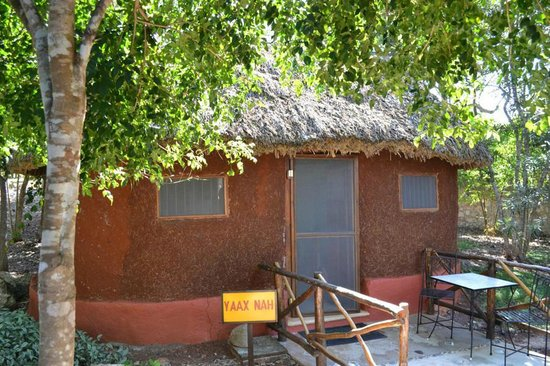 The Pickled Onion B&B / Restaurant: Our bungalo