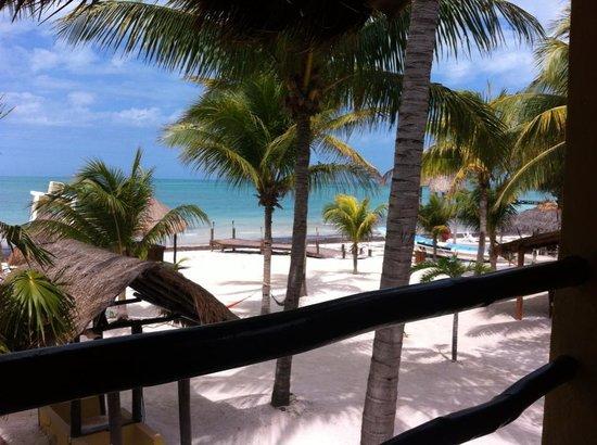 Amaite Hotel & Spa:                   Utsikt från rummet