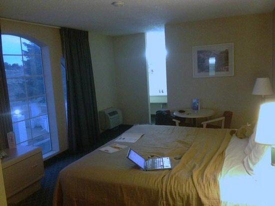 弗拉格斯塔夫I-40出口東198幸運巷豪生飯店照片