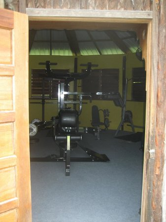 Windy Hill Resort: Fitness Center