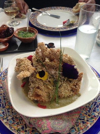 Nicos Mexico :                   Jaibas suaves en salsa verde
