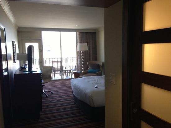 Hilton Palacio del Rio: king bed room