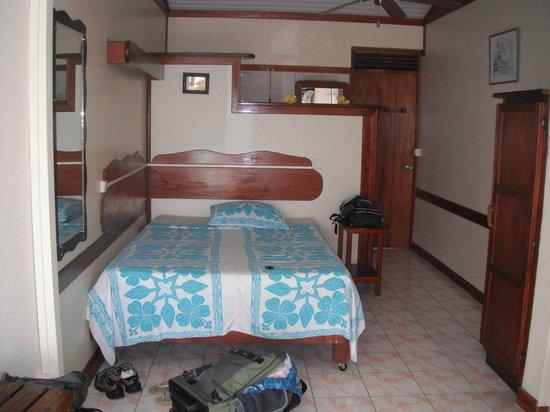 Bed & Breakfast Bellevue Raiatea :                   bellevue room