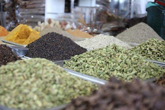 Dubai Spice Souk: All sort of spices