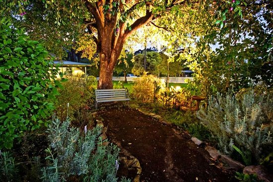 Margaret River Guest House: Outside garden
