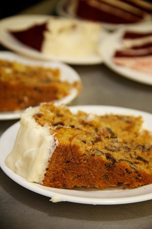 Thee Abbey Kitchen: Our delicious homemade carrot cake 573-546-4249