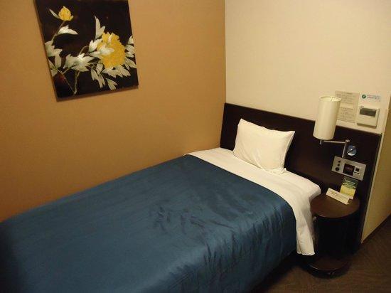 Hotel Route Inn Yokohama Bashamichi :                   シングルルーム