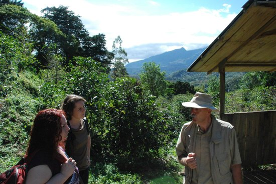 Kotowa Coffee Tour :                   Hans is simply the best.