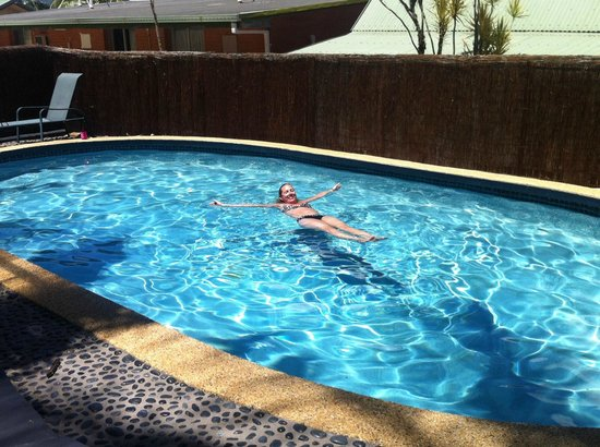 Airlie Beach Motor Lodge:                                     Motor Lodge Pool