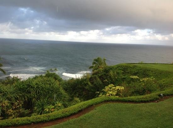 Marc at Princeville Pali Ke Kua:                   beautiful