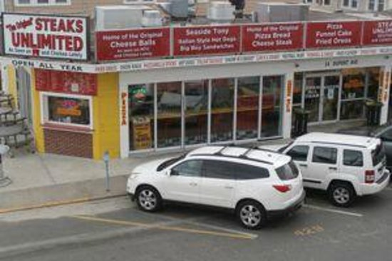 Steaks Unlimited, Seaside Heights NJ