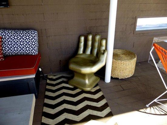 El Dorado Scottsdale:                                     Have a seat