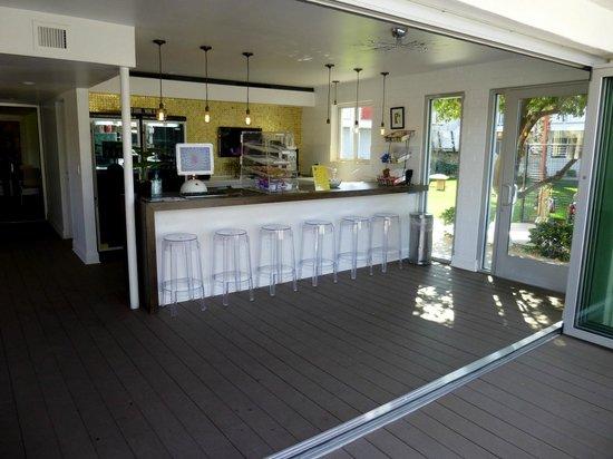 El Dorado Scottsdale:                                     Reception                                  