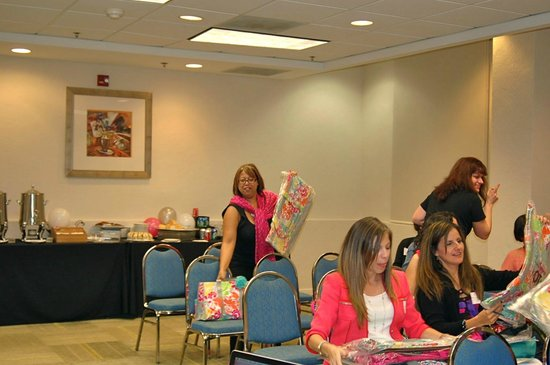 Four Points by Sheraton Caguas Real Hotel & Casino: Our meeting!