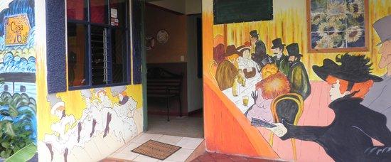 Casa 76 : Bienvenidos! de Toulouse-Lautrec