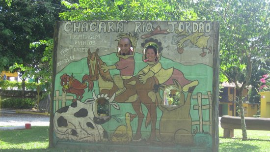 Pousada Chacara Rio Jordao: Fotito