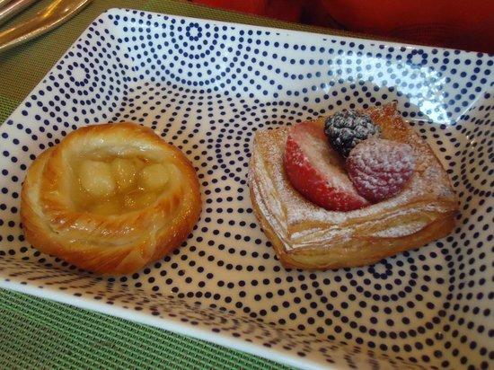 Sofra BLD: Pastries