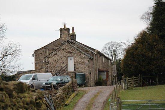 Bondcroft Farm:                   the B&B