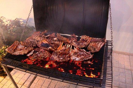 Indigo Restaurant : Friday Legendary BBQ Ribs