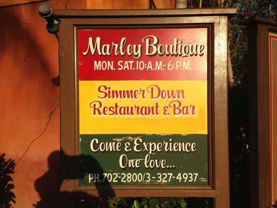 Marley Resort & Spa:                   Marley Resort