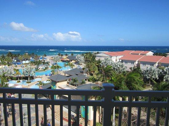 St. Kitts Marriott Resort & The Royal Beach Casino: Property & water view