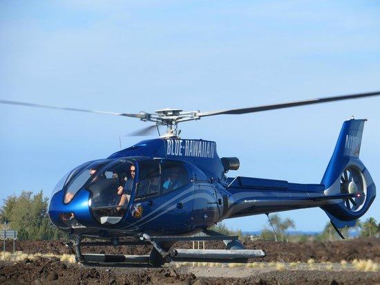 Blue Hawaiian Helicopters - Waikoloa: The Eco Star