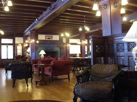 Mohonk Mountain House: Lounge