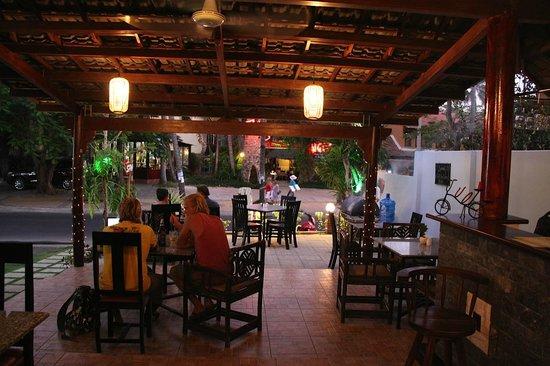 Indigo Restaurant: Restaurant
