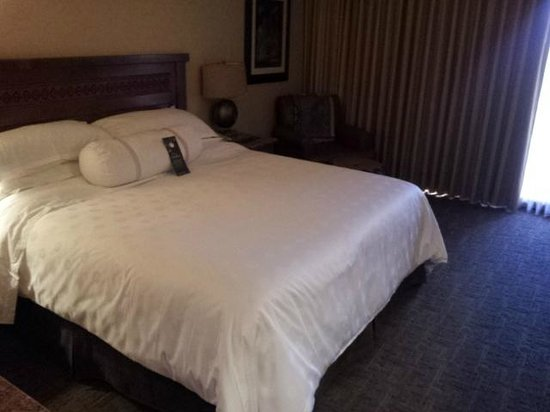 Sheraton Wild Horse Pass Resort & Spa: Bedroom