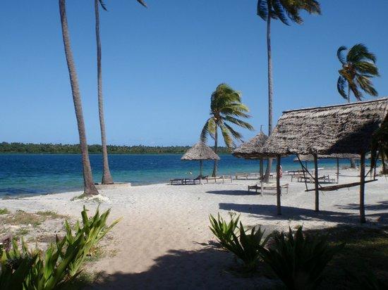 Mafia Island Lodge:                   Traumhafter Strand